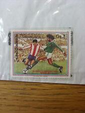 09/06/1985 World Cup Stamp: Paraguay - Paraguay v Boliva Qualifying Action