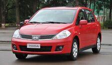 Nissan Tiida/Versa 2007-2012 Service Repair Workshop Manual On CD