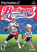 Backyard Football '08 (Sony PlayStation 2, 2007)G