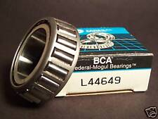 BCA L44649 Tapered Roller Bearing Single Cone (=2 Timken)