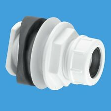 McAlpine BOSSCONN-22MM 22mm Mechanical Soil and Rainwater Pipe Boss Connector