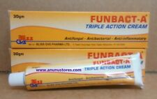 2 x Original Funbact -A Cream. Triple Action