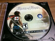 Prince of Persia -- Limited Edition (Sony PlayStation 3, 2008)disc only-free s