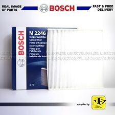 MICRA IV 1.2 NOTE 1.2 DIG-S 1.5 dCi BOSCH CABIN POLLEN FILTER M2246