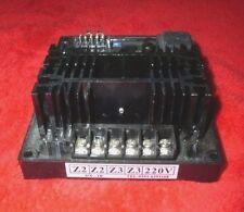 STC Brush Automatic Voltage Regulator (AVR) 220-480 Volt DX-10