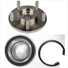 Front Wheel Hub & Bearing Kits For 2001-2003 Acura CL.TL RSX Honda Accord V6 CRV