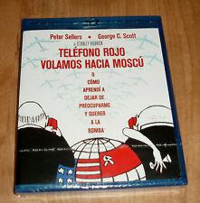 TELEFONO ROJO VOLAMOS HACIA MOSCU BLU-RAY NUEVO PRECINTADO (SIN ABRIR) A-B-C