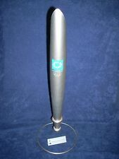 ATHENS 2004 OLYMPICS INOX STAND HOLDER FOR THE OLYMPIC TORCH