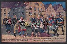 339R  AK  Ansichtskarte Stuttgart  Magd am Brunnen - Marktplatz  Künstler AK