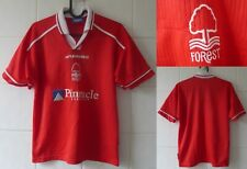 1998-2000 Nottingham Forest FC Short Sleeve Umbro Home Football Shirt Youth