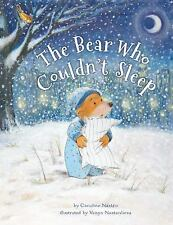 The Bear Who Couldn't Sleep by Caroline Nastro (2016, Picture Book) NEW BOOK**