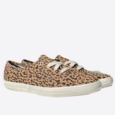 Keds Cheetah Print Womens Dream Foam Sneakers Size 7 WF64025