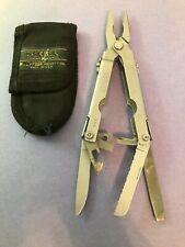 Vintage Gerber USA 600 Multi-Tool Pliers - With Sheath
