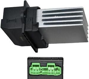 FOR Renault Clio, Megane Mk2, Scenic, Twingo Heater Blower Motor Resistor