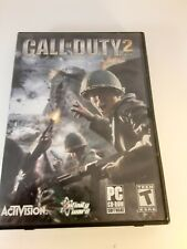 Call of Duty 2 PC, 2005 Activision in case
