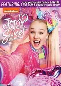 Jojo Siwa: Sweet Celebrations [New DVD] Amaray Case, Dubbed, Widescree
