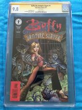 Buffy: The Vampire Slayer #1 - Dark Horse - CGC SS 9.8 - Signed by Art Adams