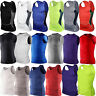 Men Shirts Sports Gym Compression Base Layer Sleeveless Tank Tops Vest T-shirt