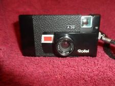 Rollei A26 Working 126 cartridge camera,(no case).