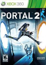 Portal 2 Xbox 360 Game Brand New Sealed