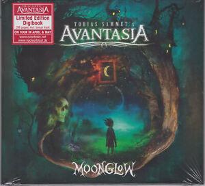 Avantasia 2019 CD - Moonglow + 1 (Ltd. Digibook) Edguy/Helloween/Magnum - Sealed