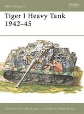 Osprey New vanguard 5 tiger 1 Heavy tank