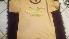 vintage 2004 yellow submarine the Beatles men's t-shirt size large