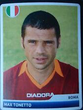 Panini 148 Max Tonetto AS Roma UEFA CL 2006/07