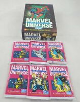 6 Sealed Packs - 1992 Impel Marvel Universe Series 3 Trading Cards