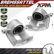 2x Bremssattel Bremszange Vorne Links für Opel Sintra 1996-1999 Ø=63mm 342888