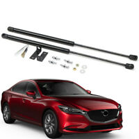 For Mazda3 BP 2020 Steel Car Front Hood Charged Lift Support Gas Struts 2pcs