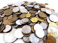 LOT OF 100 MIXED POLAND COINS POLISH CIRCULATED COINS 1949 - 2015 GROSZ