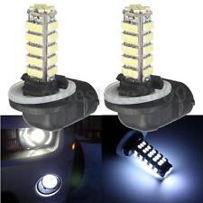 2x 68 SMD LED White Fog Driving Bulbs Lights 6000K 881 862 886 889 894 896 898