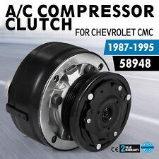 Top A/C Compressor w/ Clutch 58237 R4 Chevrolet GMC 4.3L 5.0L 5.7L 6.2L Cool