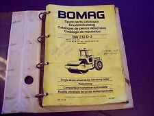 bomag 601 rb service manual daily instruction manual guides u2022 rh testingwordpress co BOMAG Plate Compactor BOMAG Trench Roller