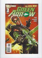 Green Arrow #1 | 2011 Series | 1st Print Edition | Very Fine/Near Mint (9.0)