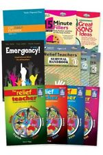 Casual Relief Teacher Super Pack (comprehensive resource for relief teachers.)