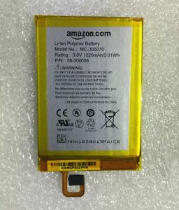 MC-305070 OEM Battery for Amazon Kindle Voyage,NM460GZ, MC-305070,S13-R2 1320mAh