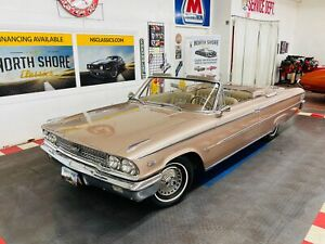 1963 Ford Galaxie Convertible Big Block - SEE VIDEO -