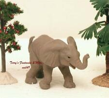 "BABY ELEPHANT ANIMAL FIGURE FOR USE WITH FONTANINI 2.5""-5"" SERIES FIGURES NEW"