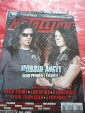 METALLIAN MAGAZINE 05/2011 French Morbid angel Arch enemy Hammerfall OOP rare