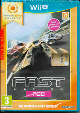 FAST RACING NEO eShop Selects - Nintendo WII U - NUOVO ITALIANO
