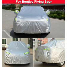 Car Cover Waterproof Sun Dust Rain Protection For Bentley Flying Spur 2014-2020