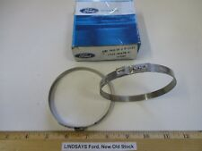 """2 PCS FORD 1989 THUNDERBIRD """"CLAMP"""" AXLE SHAFT BOOT, 7.5""""RG LARGE INBOARD, RARE"""