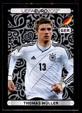 Panini Euro 2012 (Swiss Platinum Edition) Thomas Müller No. P5