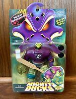 Evil Chameleon Vintage Mighty Ducks Action Figure New 1996 Mattel Disney TV Show