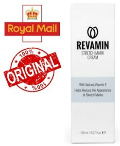 Revamin Stretch Mark to reduce the visibility of stretch marks, skin's condition
