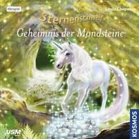 STERNENSCHWEIF - FOLGE 48: GEHEIMNIS DER MONDSTEINE   CD NEU