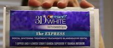 crest 1 hour express white whitestrips 1 pouch