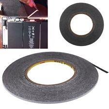 Rouleau 3 mm 50M Double Face Ruban Adhésif Collant pour Ecran LCD de Téléphone